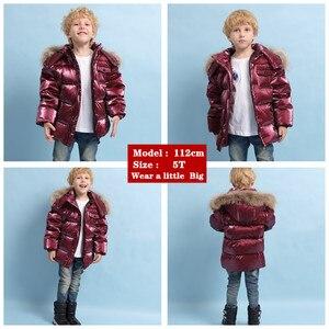 Image 3 - Бренд Orangemom, зимняя детская одежда 2020, куртки, пальто, детская одежда, верхняя одежда, пальто, куртка на белом утином пуху для мальчиков и девочек