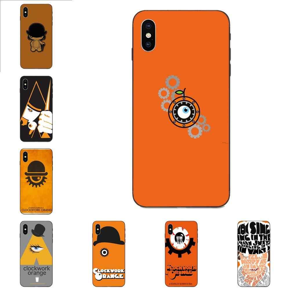 Soft Case Acessórios Modern Trendy A Clockwork Orange Para Xiaomi Redmi Nota 3 4 4A 4X5 3S 5A 6 6A 7 7A K20 Plus Pro S2 Y2 Y3