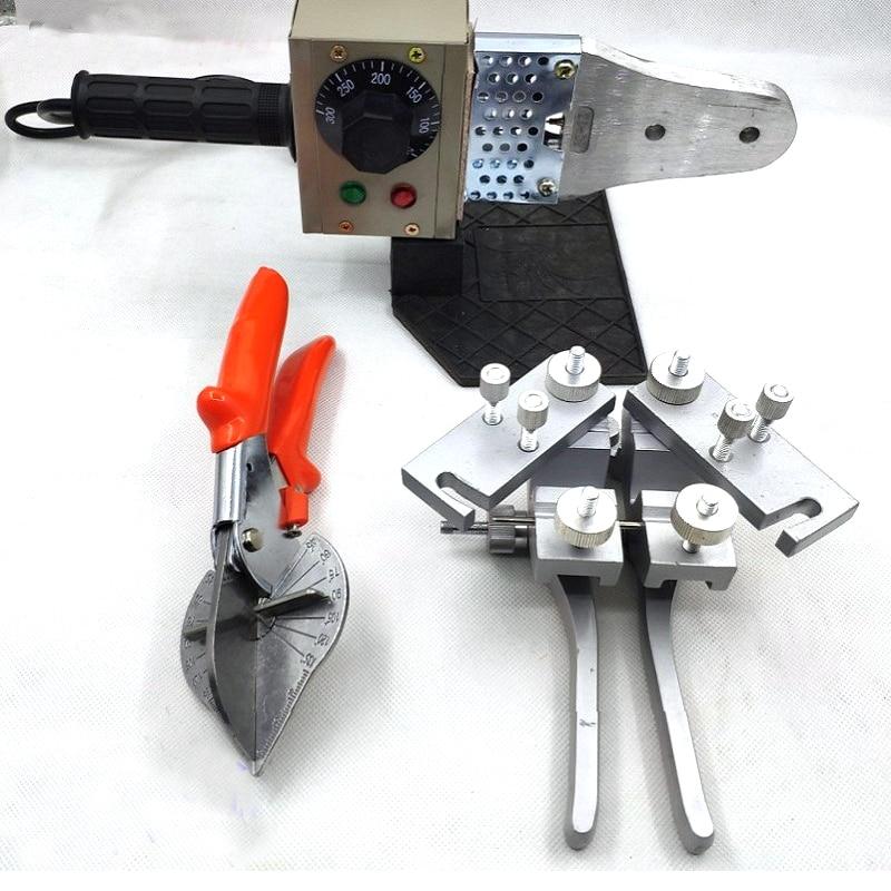 Feeder Hot Melt Maschine PU Runde Gürtel Schweißen Maschine Stick Gürtel Stecker Polyurethan Gürtel Hot Melt Maschine Set
