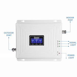 Image 2 - Lintratek Repeater GSM 4G LTE สัญญาณ Booster 900 1800 2600 GSM 900 LTE 1800 4G 2600 Booster GSM 1800 AMPLI Tri Band @ 5