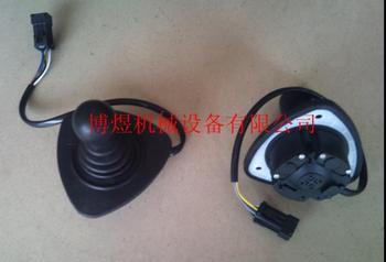 High Quality Lin--de forklift part joystick cross lever 7919040042 and 7919040041 electric truck 335 336 386 diesel truck 394 39