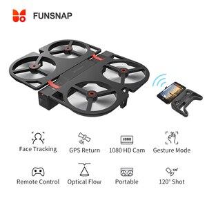 Funsnap iDol FPV RC Drone 4K G