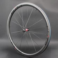 Elite ruedas de carbono DT 240S para bicicleta, cubiertas tubulares de profundidad, sin tubo, 700c, 30, 35, 38, 47, 45, 50, 55, 60, 88