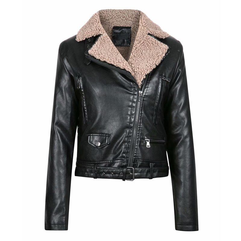 women leather jacket01