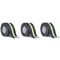 3Pcs Luminous Tape Non Slip Tape Luminous Belt Stairs Stairs Floor Tape Indoor and Outdoor Use Size 5 x 500 CM