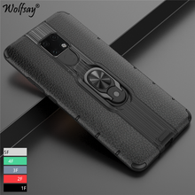 For Coque Huawei Mate 20 X 5G Case 20X Goyar 7.2 Silicone Magnetic Fashion Marvel Phone Cover