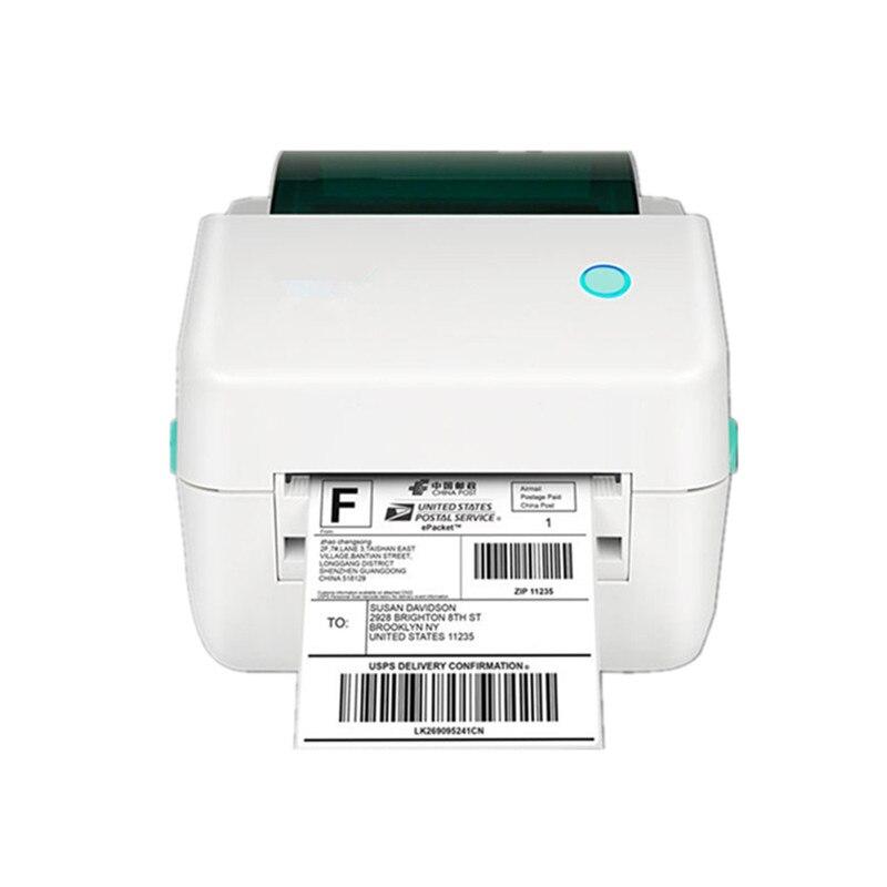 WERESE M8 Express Waybill цена продукта штрих-код QR-код наклейка для доставки 2-4 дюйма USB Bluetooth высококлассный Термопринтер для этикеток