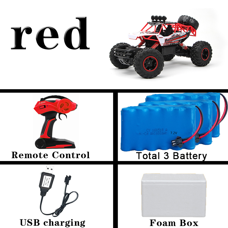 37cm red 3 battery
