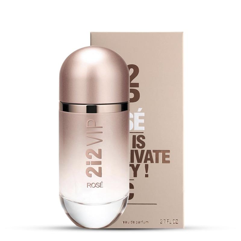 JEAN MISS Brand Perfume For Women Original Long Lasting Atomizer Bottle Glass Female Parfum SEXY ROSE Flower Fragrance Perfumes