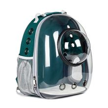 Pet Dog Cat Puppy Astronaut Backpack Space Capsule Breathable Outdoor Travel Carrier Bag