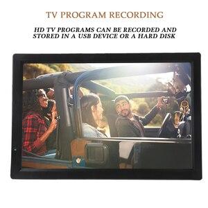 LEADSTAR 14inch Portable Mini Television ATV/UHF/VHF Digital TV HD 1080P High Sensitivity Tuner TV Program Recording portatil EU