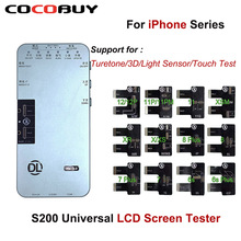 Light-Sensor Lcd-Tester Lcd-Display iPhone 11promax Dl S200 Checking-Tool Image Recover