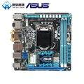 Asus P8Z77-I DELUXE Intel Z77 оригинальная б/у настольная Материнская плата Asus Socket LGA 1155 Core i7/i5/i3/Pentium/Celeron DDR3 Mini-ITX