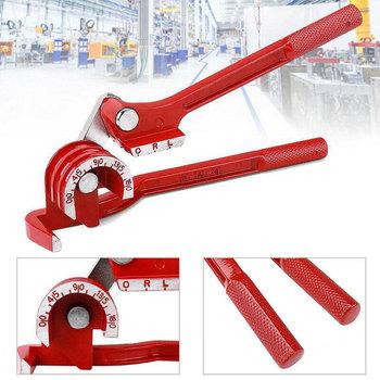 Trzy-w-jednym instrukcja giętarka do rur maszyna do gięcia rur 180 stopni metryczne 6mm 8mm 10mm giętarka do rur maszyna do gięcia rur tanie i dobre opinie ISO 9001 2000 steel CN (pochodzenie) Other UK-B00601