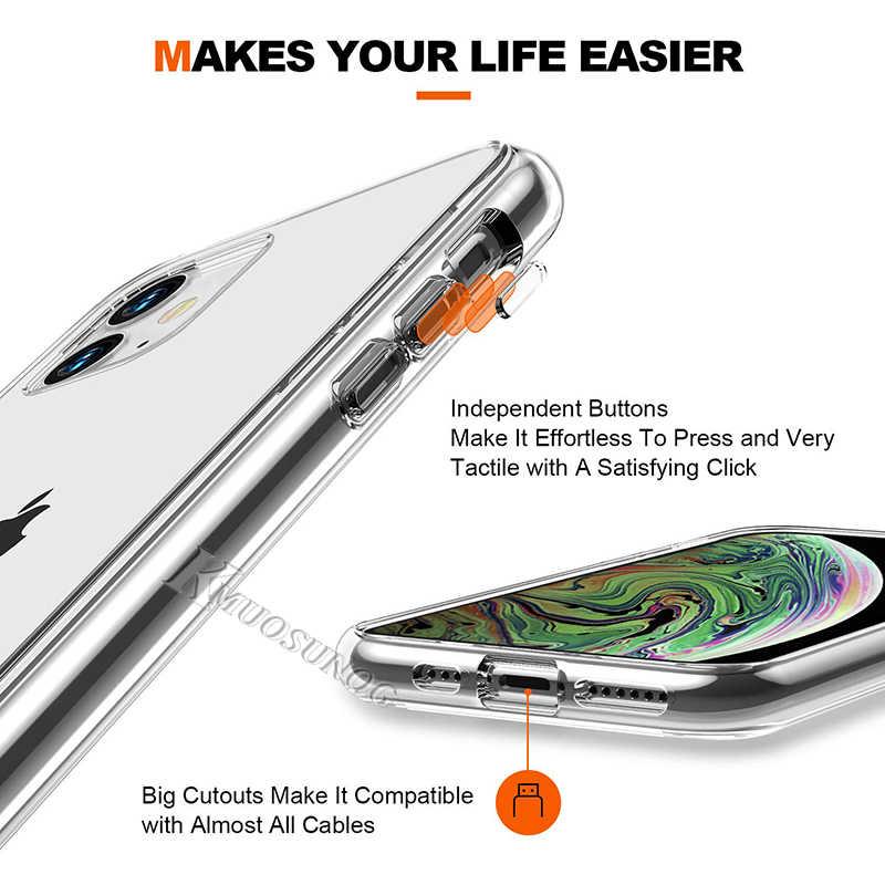 ใส TPU ฝาครอบปาเลสไตน์ธงสำหรับ iPhone 11 11Pro XS MAX XR X 8 7 6S 6 Plus 5S