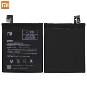 Image 2 - Xiao Mi Original BM46 Battery Real 4000mAh For Xiaomi Redmi Note 3 / Note 3 Pro Replacement Phone Batteries Free Tools
