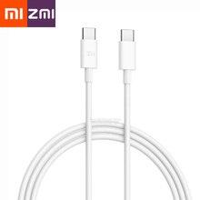 Original Xiaomi mi jia Z mi USB-C a USB-C Cable cable de carga rápida de sincronización de datos 1,5 m para nuevo MacBook Pro mi Notebook
