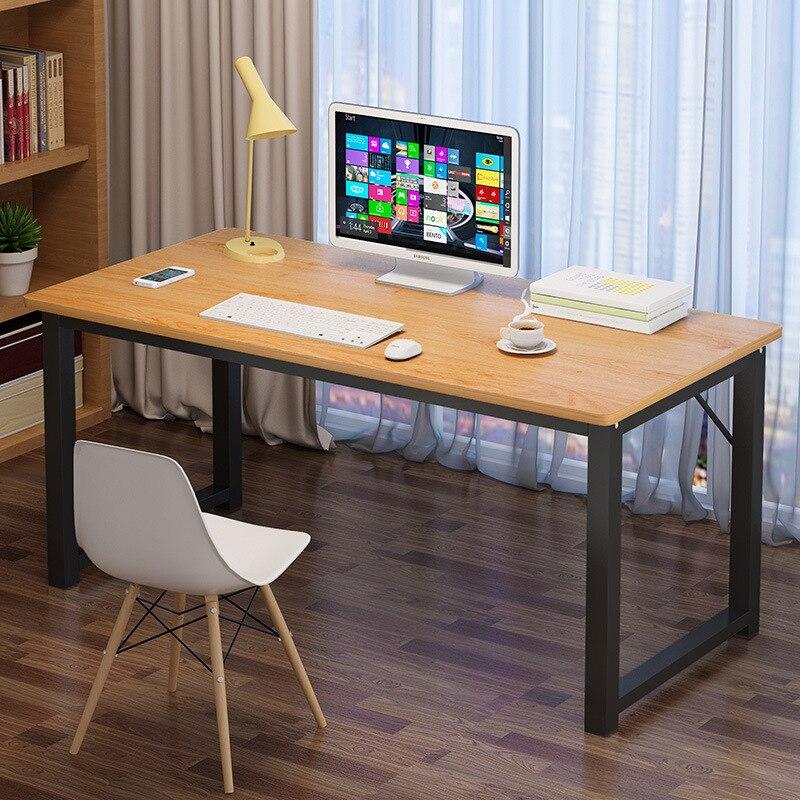 Simple Computer Desk Desktop Home Desk Economic Modern Table Bedroom Desk Students Study Table Office Desk