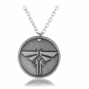 Jewelry-Accessories Necklace Pendant Dog-Tag Firefly Last PS4 of for Fans-10 Video-Game
