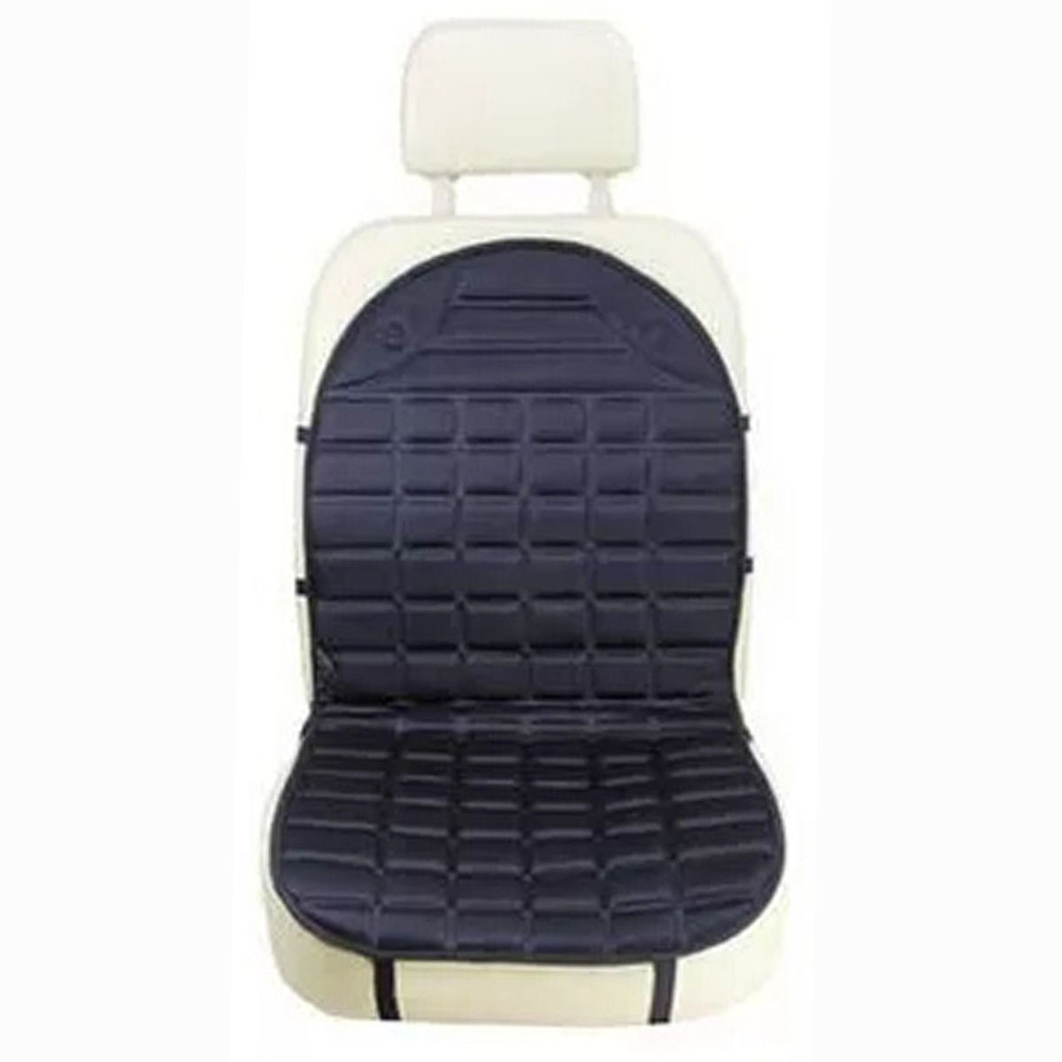12V Car Seat Heater Heated Cushion Winter Vehicles Seat Warmer Cover With High/Low Temp Switch Fiber Composite Material