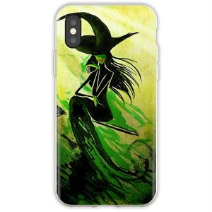 The Wicked Witch of the West Print For Samsung Galaxy A10 A30 A40 A50 A60 A70 S6 Active Note 10 Plus Edge M30 Soft Silicone Case(China)