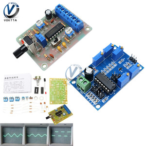 ICL8038 Signal Generator Synthesizer Function Square Wave Signal Generator Module Pulse Frequency Electrostatic Synthesizer DIY