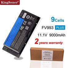 KingSener FV993 بطارية كمبيوتر محمول لديل الدقة M6600 M6700 M6800 M4800 M4600 M4700 FJJ4W PG6RC R7PND OTN1K5 11.1V 97WH