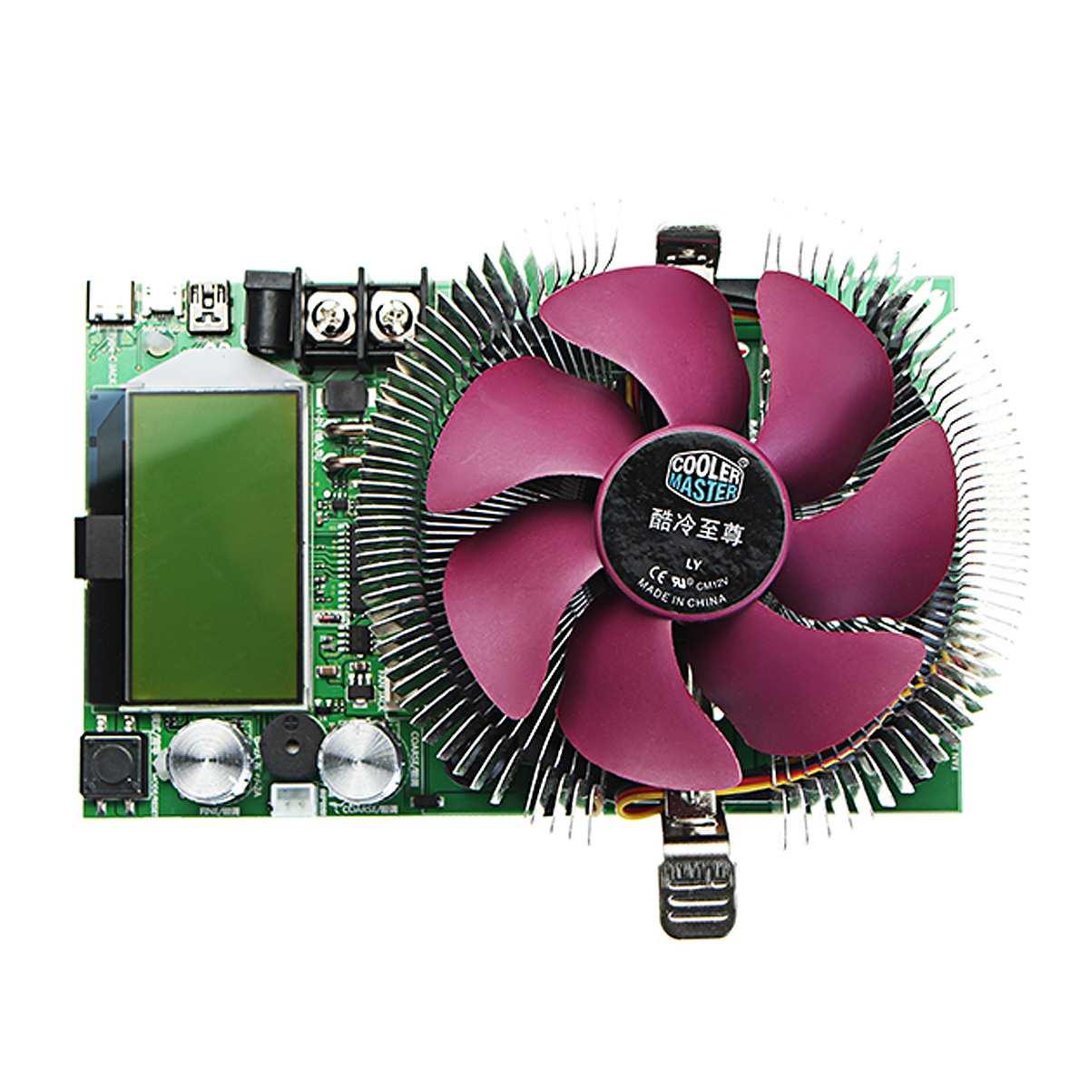 digital bateria capacidade tester voltímetro ajustável constante