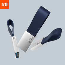 Original Xiaomi Mijia U Disk 64GB USB 3.0 High speed Transmission Metal Body Compact Size Protable Lanyard Design
