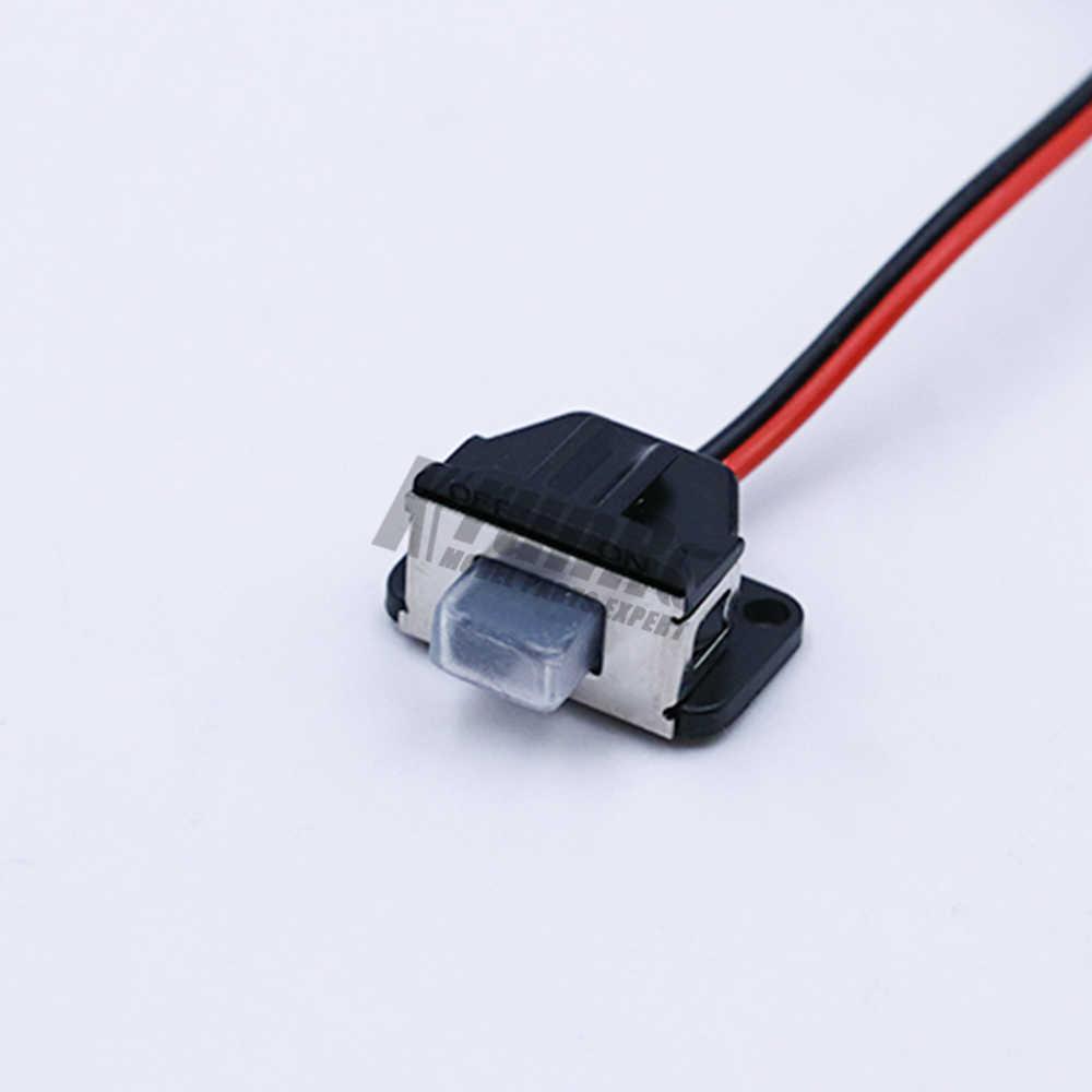 1 個オリジナルを hobbywing quicrun 1060 60A 起毛電子スピードコントローラー esc 1:10 rc カー防水
