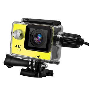 Image 5 - 30 メートル防水ケース eken H9 Sj4000 wifi 4 18k アクションスポーツカメラダイビングボックスプロテクターアクセサリーキット