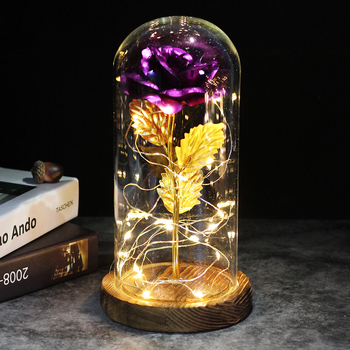 Enchanted Glass Rose 5