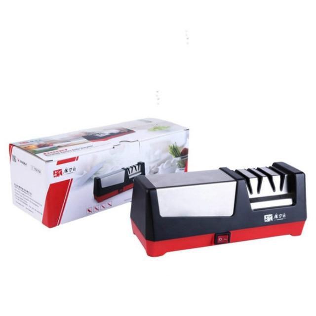 다기능 전문 전기 주방 세라믹 나이프 숫돌 110 250V 가정용 나이프 주방 도구 h2