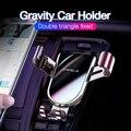 CAFELE Mute серии Gravity Автомобильный держатель для телефона для вентиляционного отверстия держатель для телефона Подставка для iPhone металлическ...