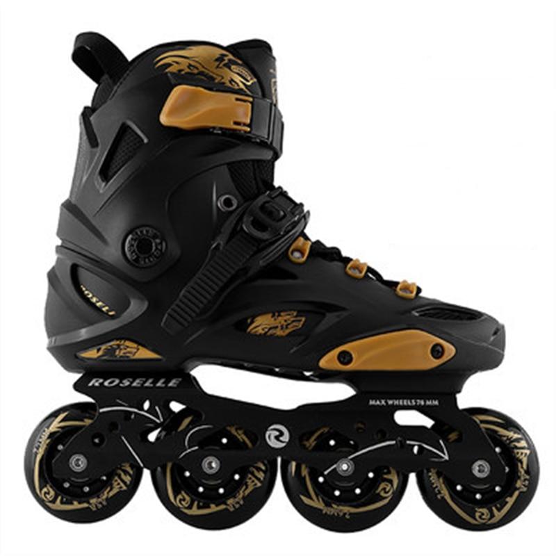 Roller Skates Adult Male And Female College Students Beginners Inline Roller Skates Adult Fancy Shoes Roller Skates Skates