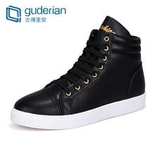 Brand Mens Casual Shoes High Top Sneaker