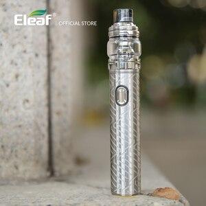 Image 5 - Original Eleaf iJust 3 Pro Kit With 6.5ml Ello Duro Built in 3000mAh Battery Output 75W in HW M/HW T2 Coil E Cigarette