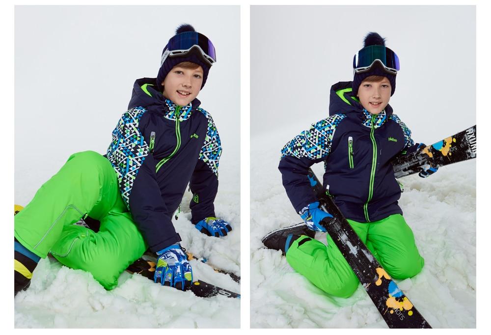 boys ski jacket and pants