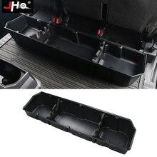JHO boîte de rangement à 4 portes, boîte de rangement pour siège arrière, accessoires pour Ford F150 Raptor 2017 de 2019 à 2018
