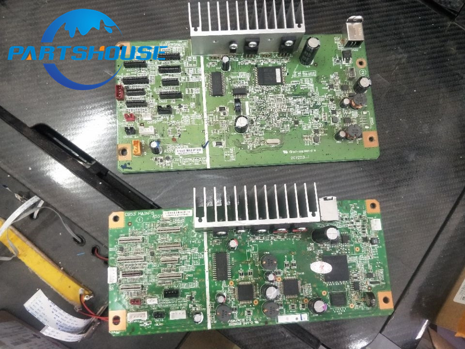 Original Used Main board Motherboard For Epson 1390 L1800 1410 1400 1430 1500 EP4004 Formatter board printer