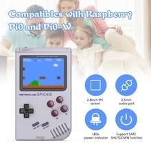 Original 2020 Retro Flag Retroflag GPI Case / rasperberry Pi Case / GameBoy Pi Case Compatible with Raspberry Pi ZERO and ZERO W
