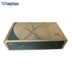 Image 5 - 100% 독창적이고 새로운 ZTE F660 GPON ONT 5.0 버전 4FE + 2TEL + USB + WIFI 영어 펌웨어 광 네트워크 터미널, 무료 배송