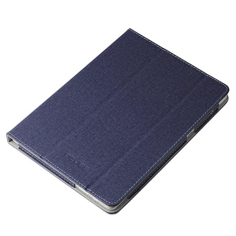 OCUBE 10,1 дюймовый кожаный чехол для Alldocube Iplay 10 Pro чехол для планшета плоский чехол-держатель-синий