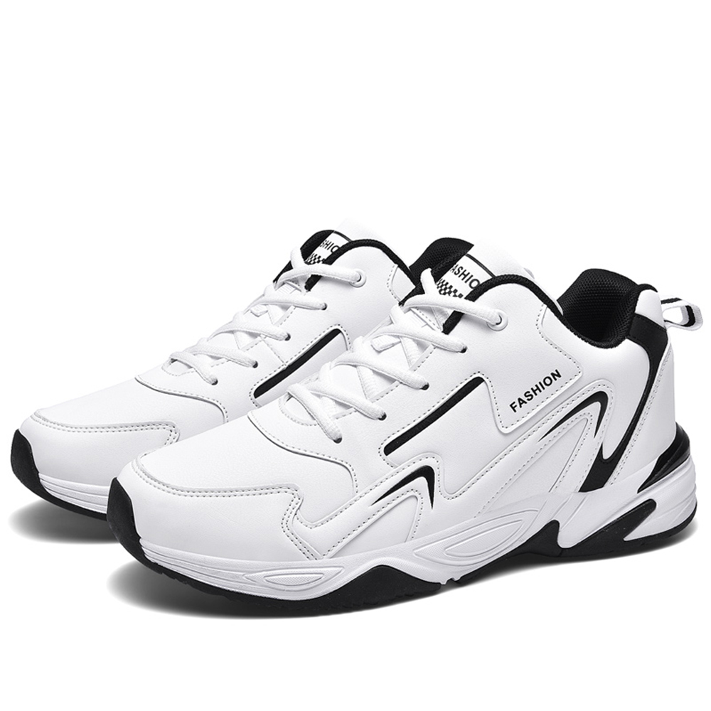 Men Sneakers Outdoor Breathable Running Shoes Waterproof Sport Sneakers For Male Low Top Soft Walking Sneakers Big Size 39-48