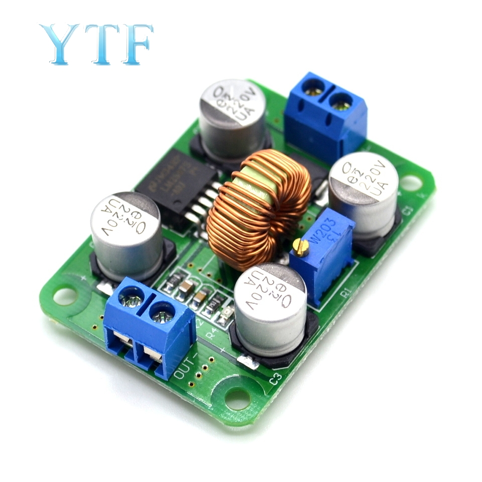 LM2587 DC-DC 3V-35V To 4V-40V Step Up Power Module Boost Converter 12v 24v Converter 12v To 5v Voltage Converter 12v To 19v