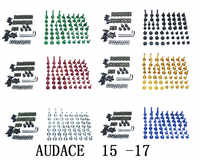 Motorcycle Complete Fairing Bolts Kit Bodywork Screws For Fit   MOTO  GUZZI   AUDACE   2015 -2017