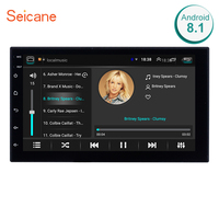 Seicane Universal Android 8.1 7 2Din Car Radio Touchscreen GPS Multimedia Player For Nissan TOYOTA Kia RAV4 Honda VW Hyundai