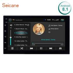 Seicane Universale Android 8.1 7 2Din Autoradio Touchscreen GPS Multimedia Player Per Nissan TOYOTA Kia RAV4 Honda VW hyundai