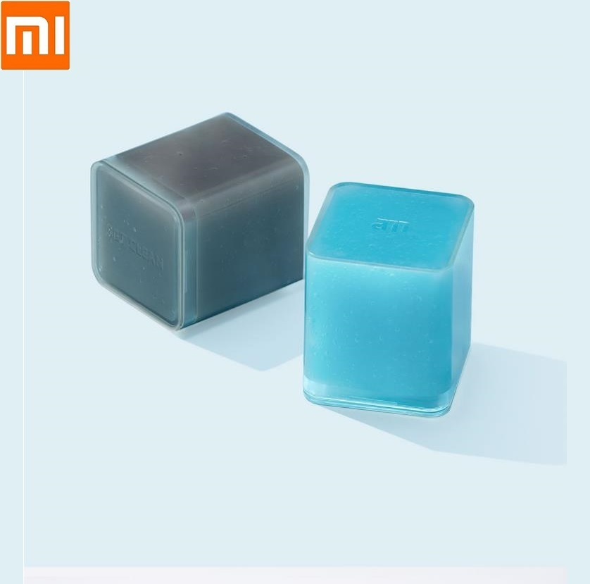 Xiaomi New Clean-n-Fresh Keyboard Car Cleaning Rubber Antibacterial  Soft Gel Laptop Home Magic Mud Remover Dust Cleaner