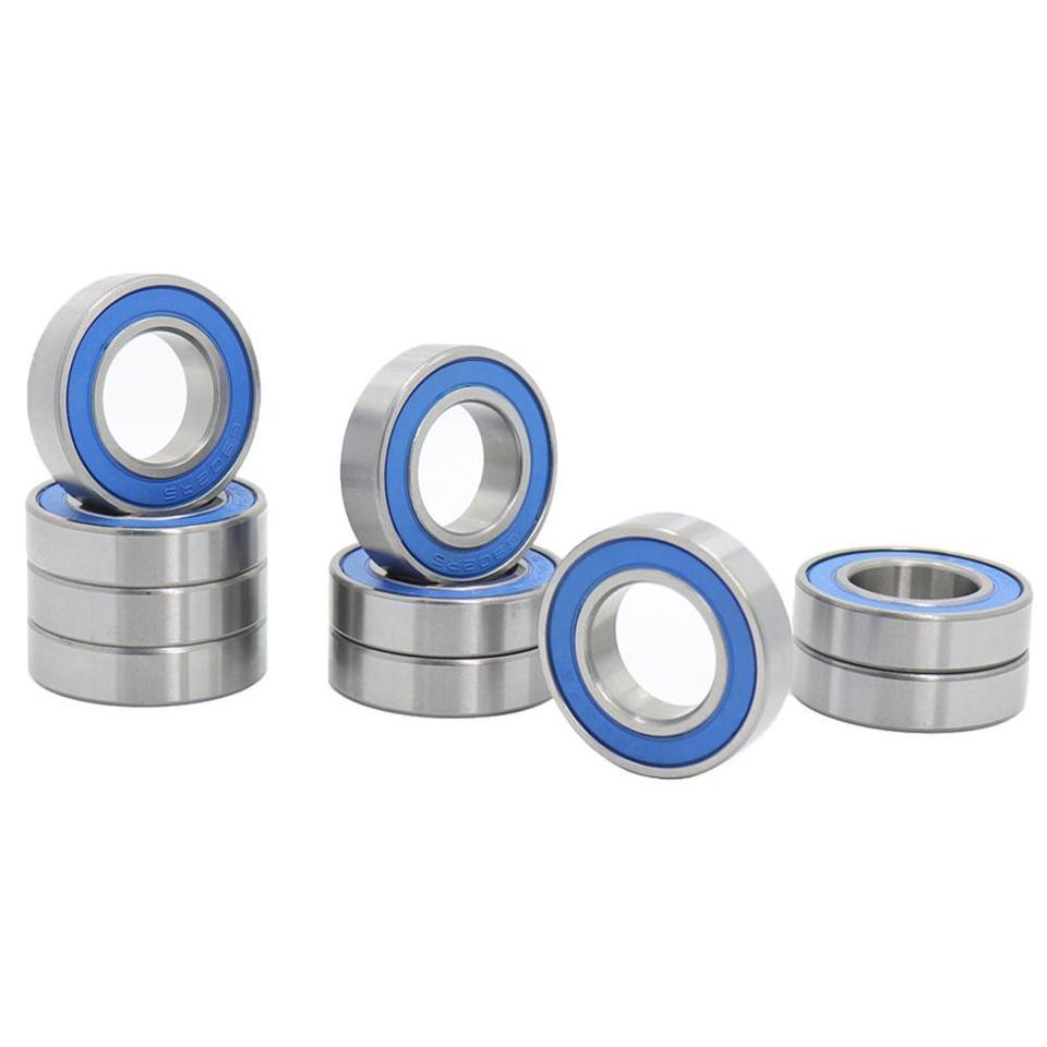 QTY 10 609-2RS Hybrid Ceramic Rubber Ball Bearing Bearings 609RS 9x24x7 mm